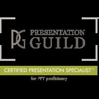Presentation Guild - Certified Presentation Specialist